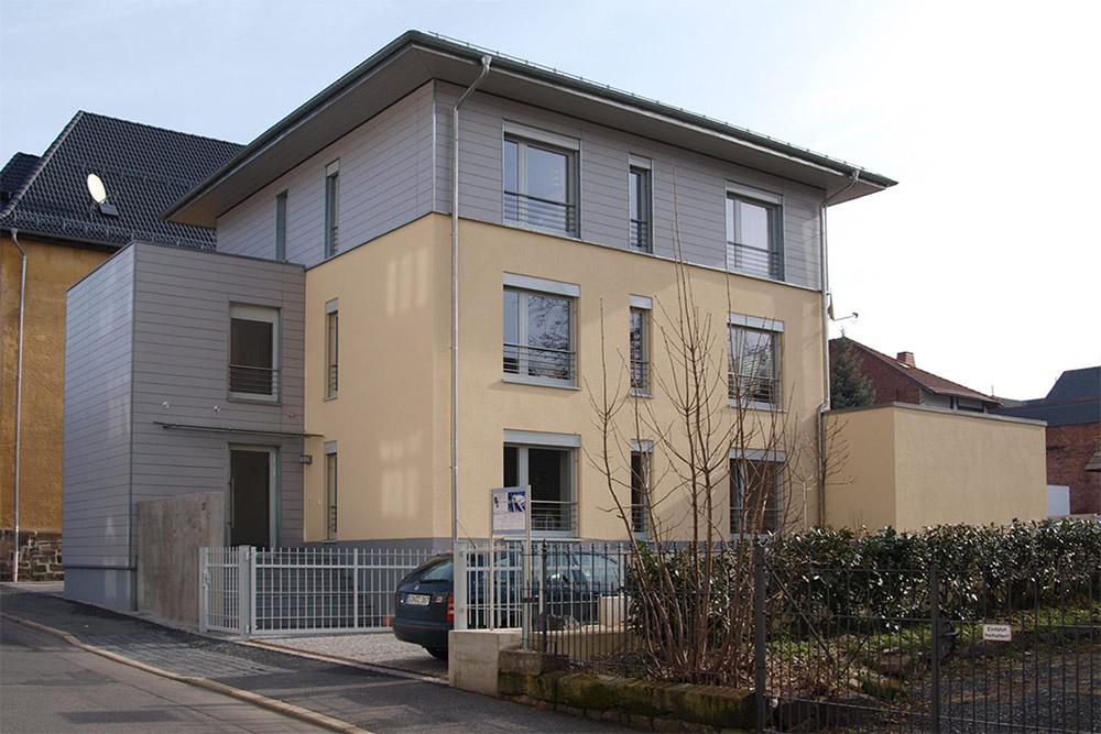Büro-/Wohngebäude Sonneberg