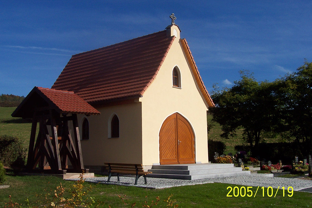 Friedhofskapelle Föritz