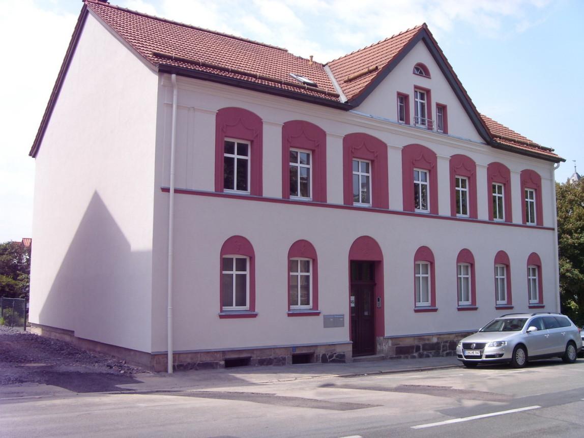 Sanierung Eichhorn