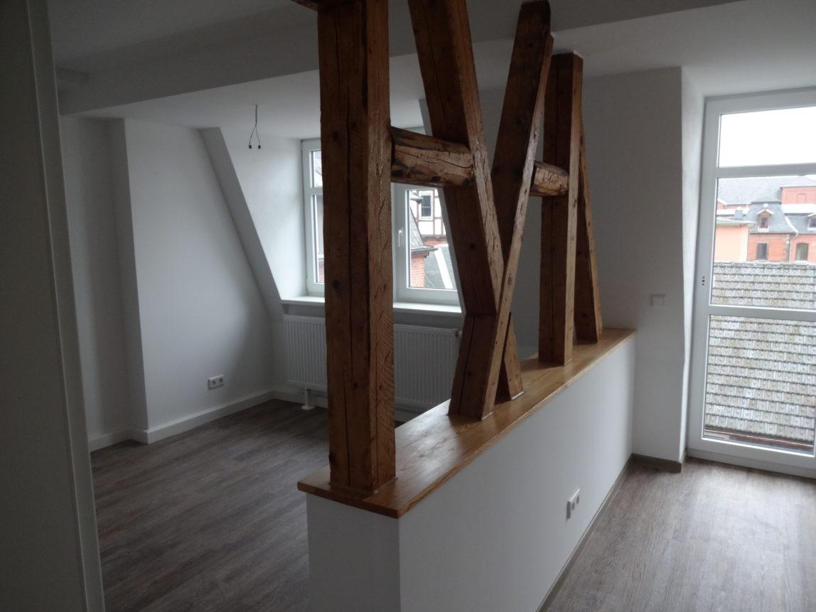 Sanierung Wohnungen