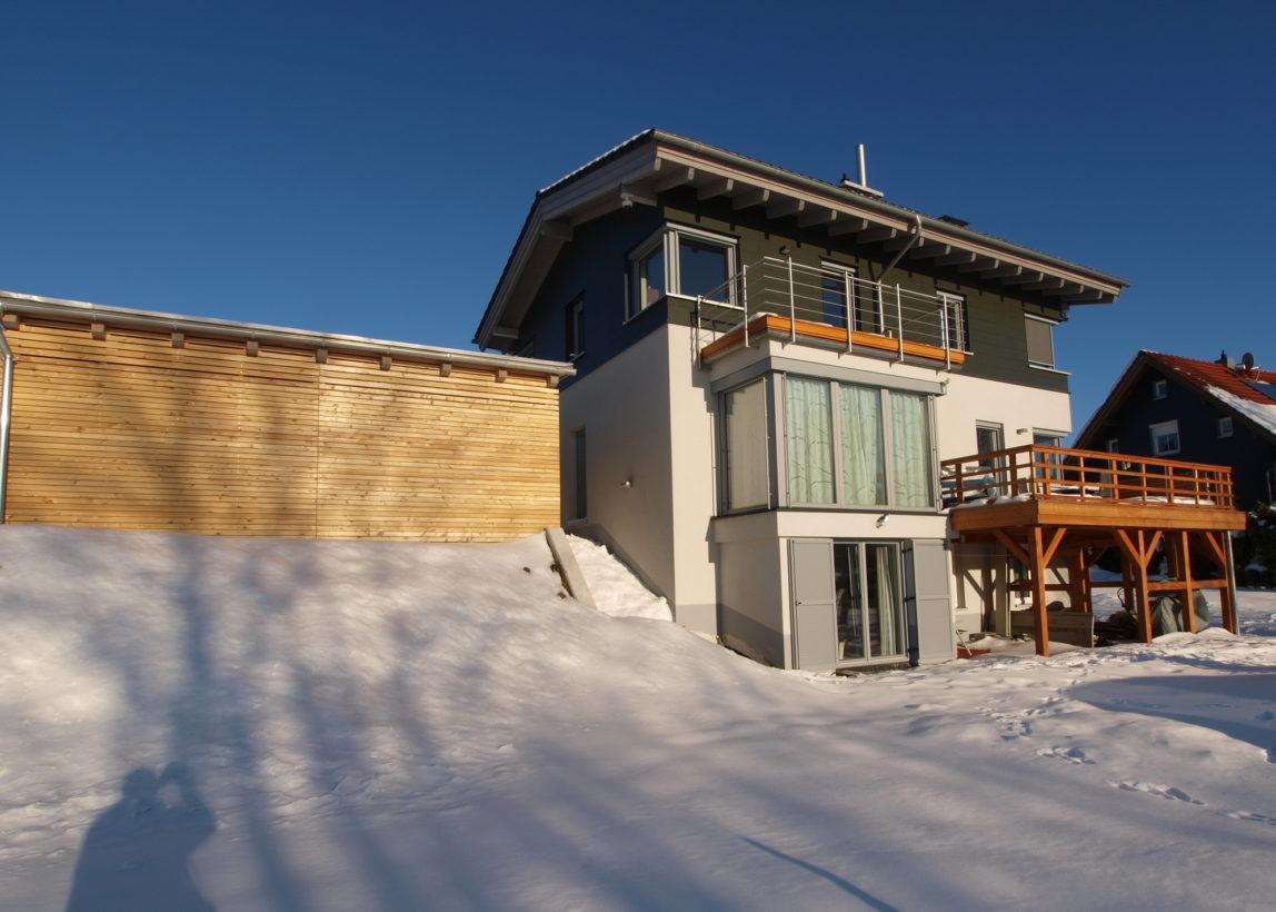 Neubau Wohnhaus Sonneberg/OT Neufang
